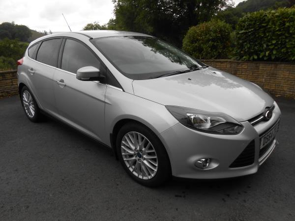 Ford  Focus 1.0 Ecoboost 100  Zetec  5 Door