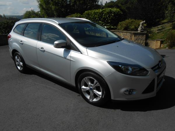 Ford  Focus 1.6 TDCi  Zetec Estate