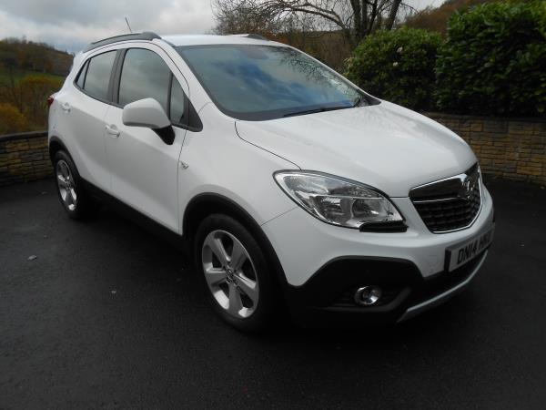 Vauxhall Mokka 1.4T Exclusive