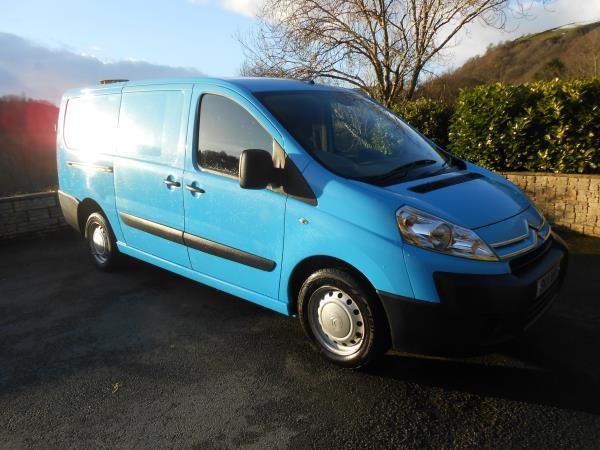 Citroen Dispatch 2.0 HDi 120 1200 L2H1