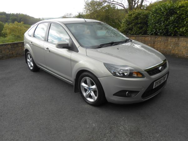 Ford Focus 2.0 TDCi  AUTOMATIC Zetec 5 Door