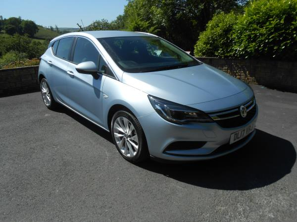 Vauxhall Astra 1.4 Design 5 Door
