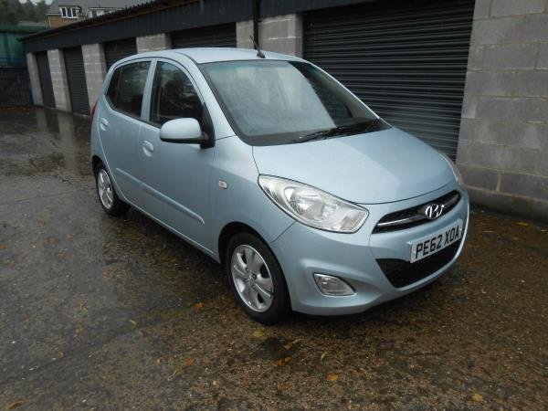 Hyundai i10 1.2 Active 5 Door