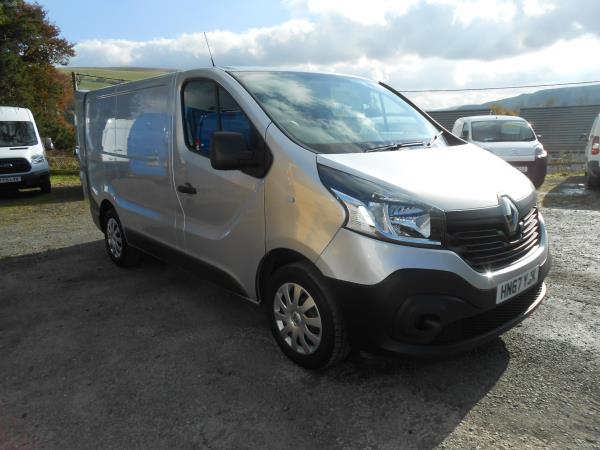 Renault Trafic SL27 1.6 DCi 125 Business Energy