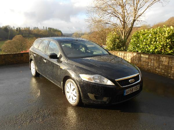 Ford  Mondeo 1.8 TDCi  Edge 5 Door Estate