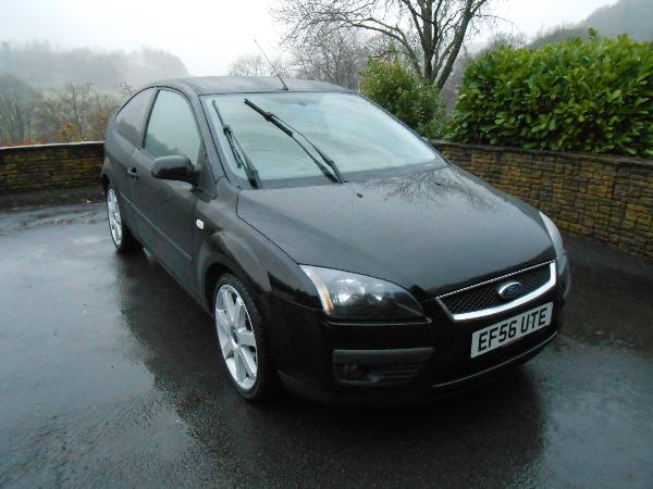 Ford  Focus  2.0 TDCi  Zetec 3 Door