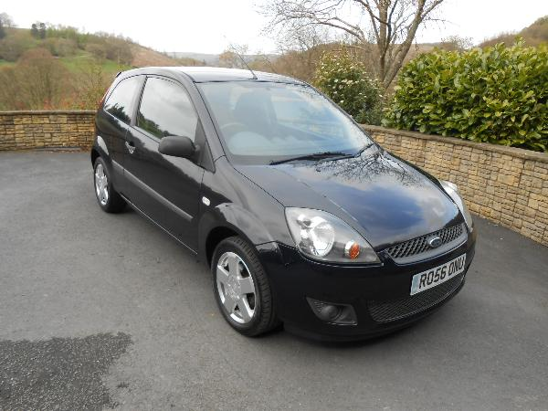 Ford  Fiesta 1.6 TDCi  Zetec 3 Door