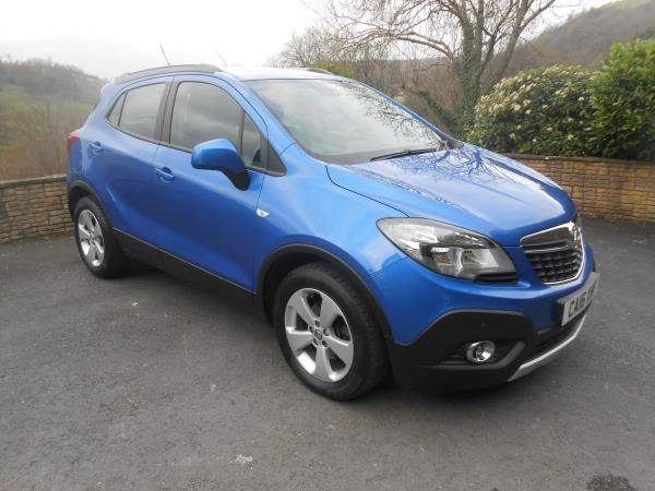 Vauxhall Mokka 1.6 CDTi ecoFlex Exclusive 5 Door
