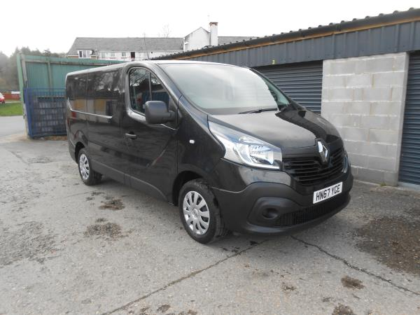 Renault Trafic SL27 1.6 DCi Business Energy