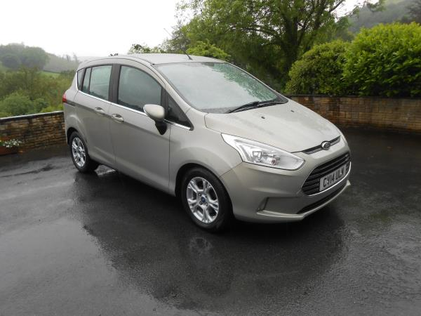 Ford B-Max  1.6 Powershift Zetec