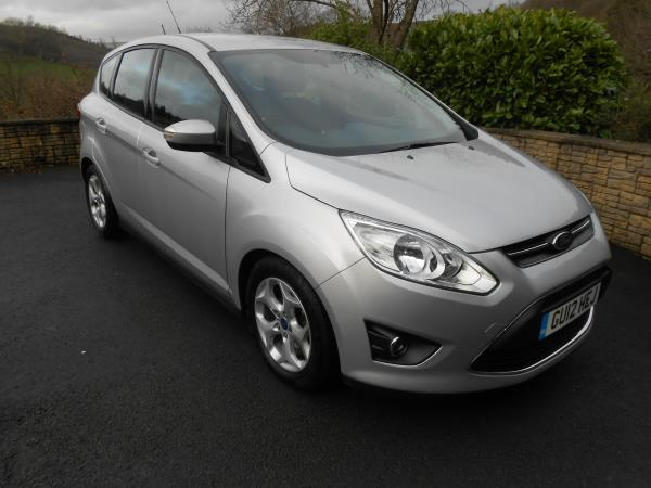 Ford  C-Max 1.6  Zetec  5 Door