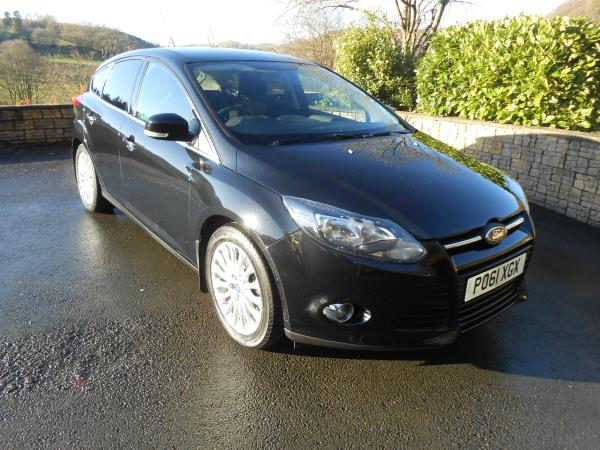 Ford  Focus 1.6 125  Zetec  5 Door