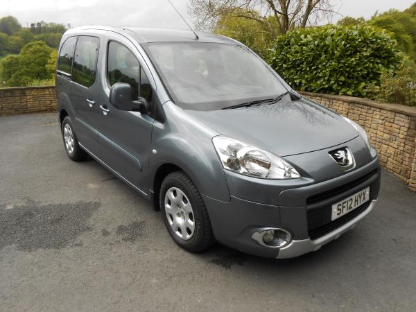 Peugeot  Partner 1.6 HDi  Horizon Wheelchair Access