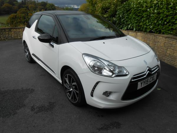 Citroen  DS3 1.2 Puretech  Dstyle Plus