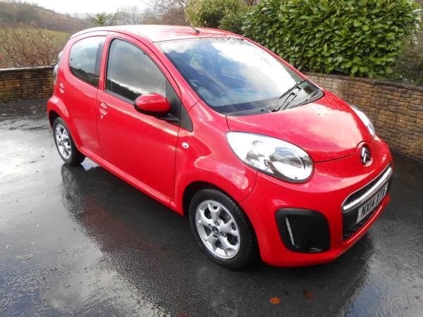 Citroen  C1 1.0  Edition 5 Door