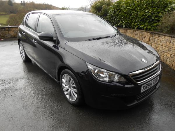 Peugeot  308 1.6 Blue HDi 100  Access 5 Door